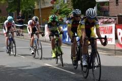 Führungsgruppe Rennen der U15
