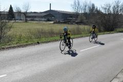 Maurice und Marwin im Rennen der U13m