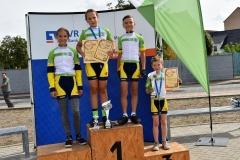 Gesamtsieger des RSV Osterdeddingen im Fahrrad Magdeburg NWC 2018