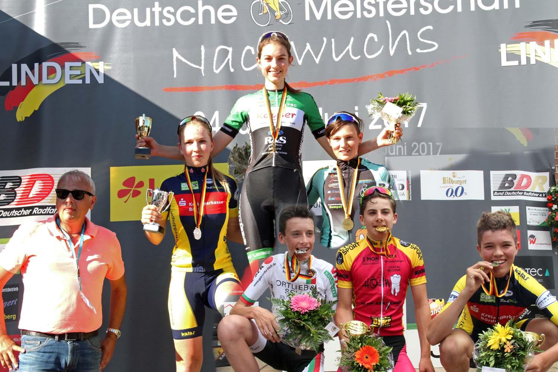 Deutsche Meisterschaft Straße