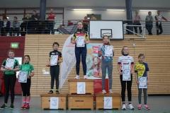 Siegerin U13 weibich: Lisa Meinecke