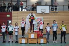 Siegerin U15 weiblich: Tina Rücker
