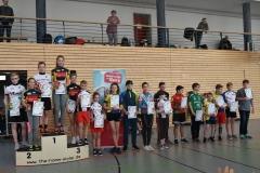 Siegerehrung U15