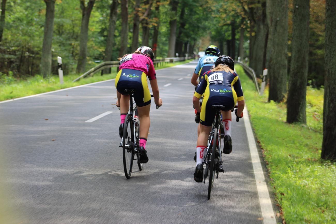 2. Tag - Teamzeitfahren