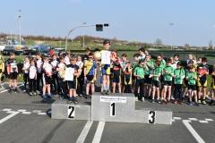 Siegerehrung U9 Alwin belegte den 2.Platz