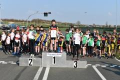 Siegerehrung U11w Edda belegte den 1.Platz