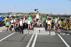 Siegerehrung U11m Finn belegte den 3.Platz