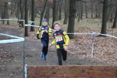 Onno und Gerrit belegten die Plätze eins und zwei in der U13 männlich
