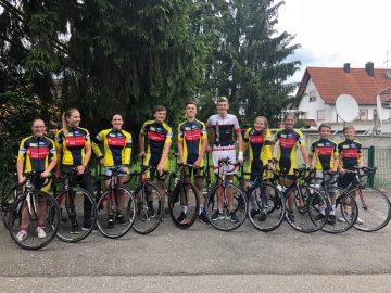 Teilnehmer DM Radsport