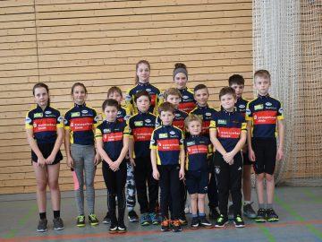 Team U9 bis U15